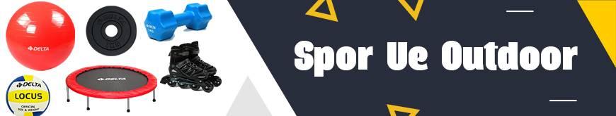 Delta, Futbol, basketbol, hentbol, voleybol gibi takım sporları ürünleri veya boks, kort tenisi, masa tenisi, paten, pilates, badminton, yoga ve yüzme gibi bireysel spor ürünleri uygun fiyatlarla sitemizde sizi bekliyor olacak.